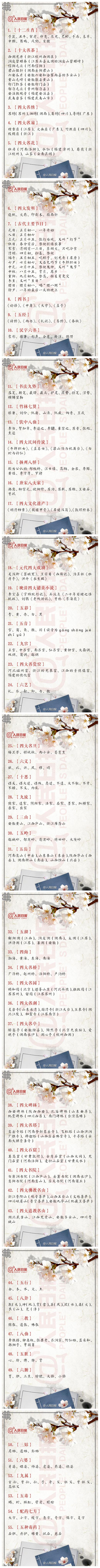 常�R�e累:55��中��文化常�R